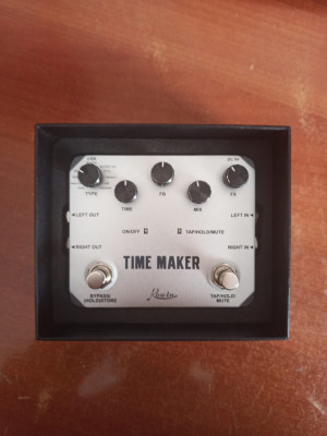 Pedal Delay Rowin TIME MAKER Estéreo