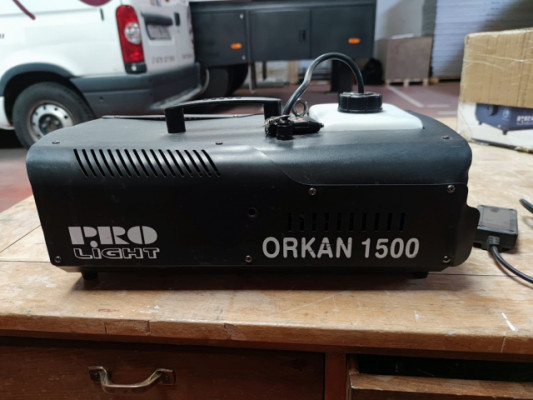 Máquina de Humo Pro light 1500W
