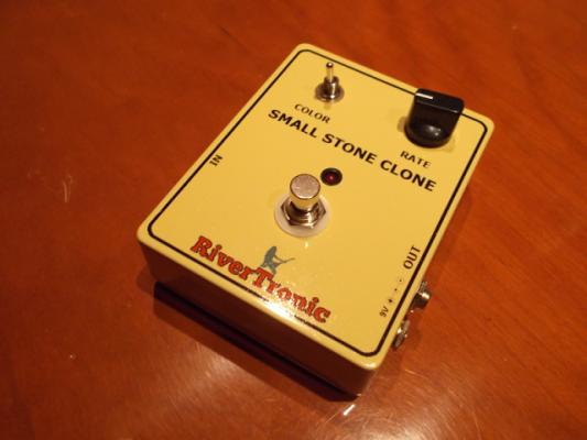 Pedal guitarra Electro Harmonix Phaser Small Stone