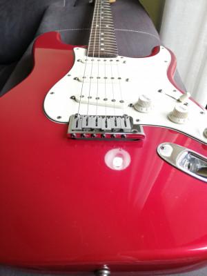 Fender Stratocaster American Standard de los 90
