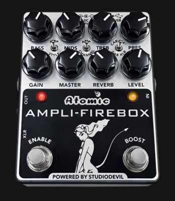 Atomic Amplifier Box