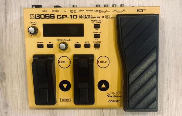 Boss Guit.Processor  GP10