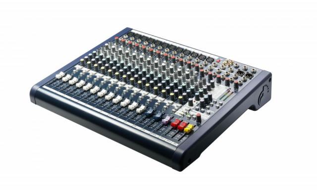 Soundcraft MFXi12 NUEVA! STOCK LIQUIDACIÓN!