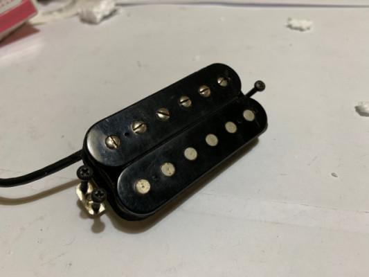 Pastillas de Guitarra Seymour Duncan: SH-2 JAzz, SH-5, TB-5, SSL6