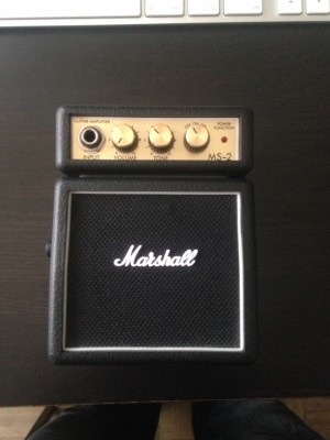 vendo Marshall ms-2