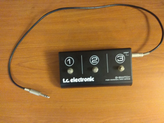 """G-Switch TC Electronics"""