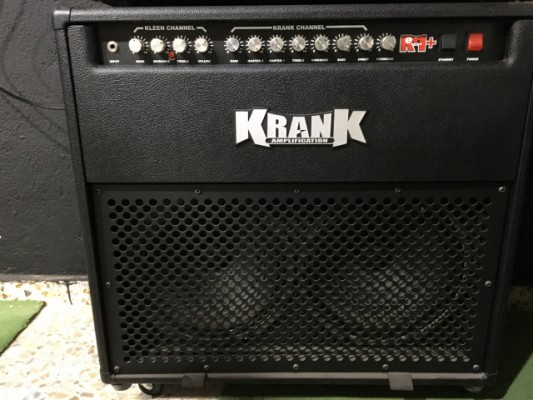 Combo Krank Revolution 01+ NUEVO