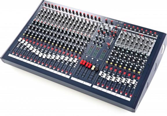 Soundcraft LX7ii-24 Mezclador Analógico de 24 canales