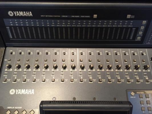 YAMAHA 02R92 V2 + AMPLIACIÓN