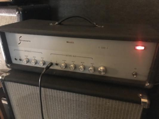 Amplificador Sinmarc B 2280 C