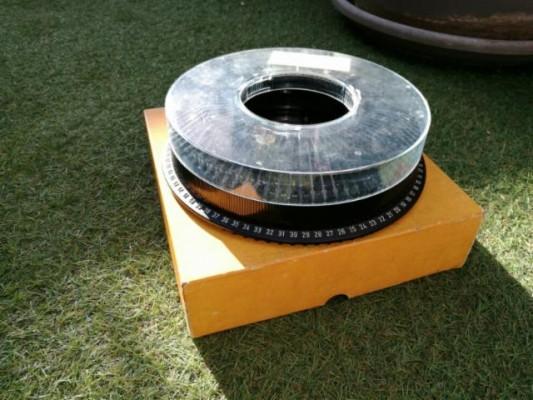 Carrusel para proyector kodak Dia Magazine Type 2