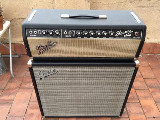 Fender Showman Amp (1967)