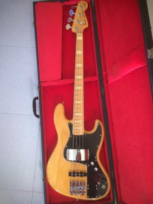 Fender Jazz Bass Marcus Miller (2011)