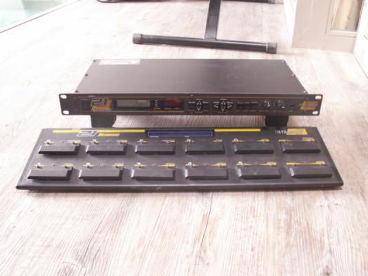 Vendo: Digitech GSP 21 Legend (rack 1 und) + su pedelera