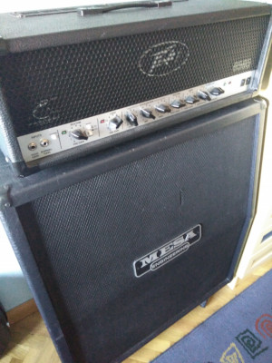 amplificador de guitarra+bafle