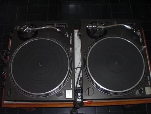 2 Technics mk2 1210 muy cuidados