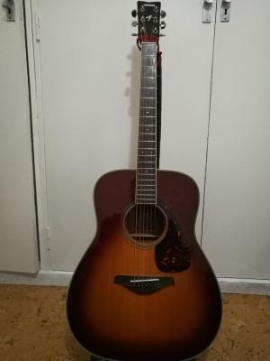Guitarra Acústica Yamaha FG720S