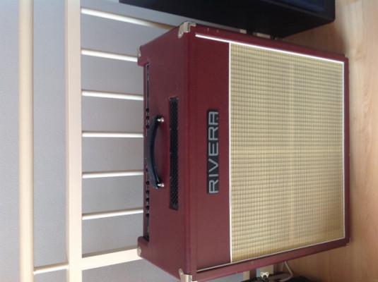 Amplificador Rivera Quaiana 4x12