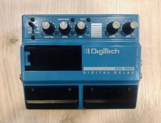Digitech  digital delay PDS-1000