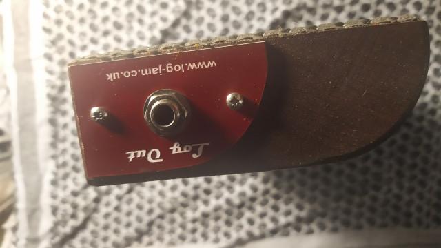 Logjam Logarhythm MK2 STOMPBOX