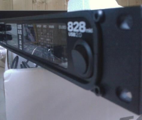 Motu 828 MK2_USB