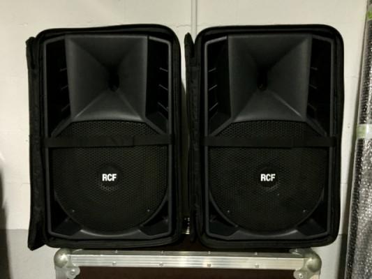 RCF ART 710 y 712 MKII