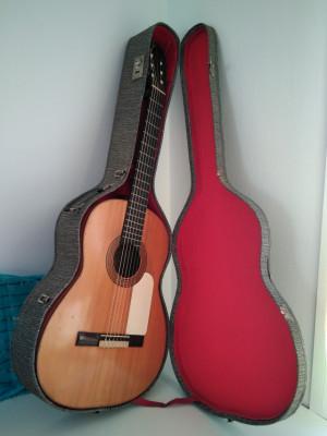 Guitarra Alfonso Checa 1966