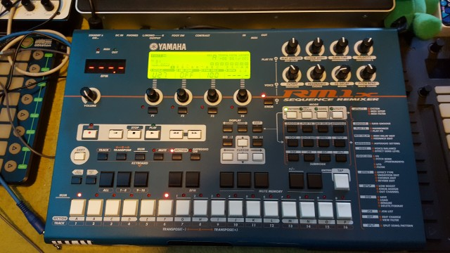 RM1X Yamaha