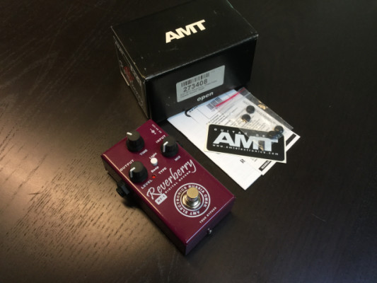 Reverb AMT Reverberry RY-1