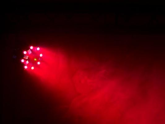 HQ POWER QUATRO FX Laser Derby Wash Strobe DJ