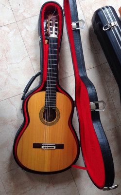 Guitarra flamenca Valeriano Bernal