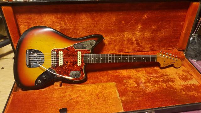 Fender Jaguar 1965 Serie L