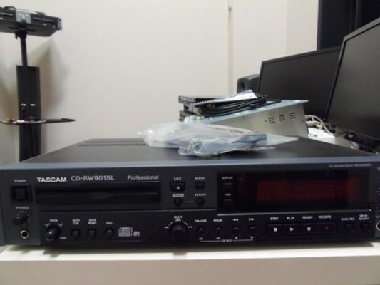 TASCAM CD-RW901SL (hay 3)