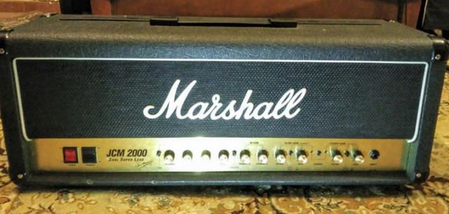 CABEZAL MARSHALL DSL JCM 2000