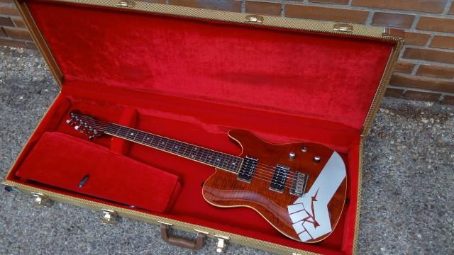 Fender Telecaster FMT por la misma en otro color.