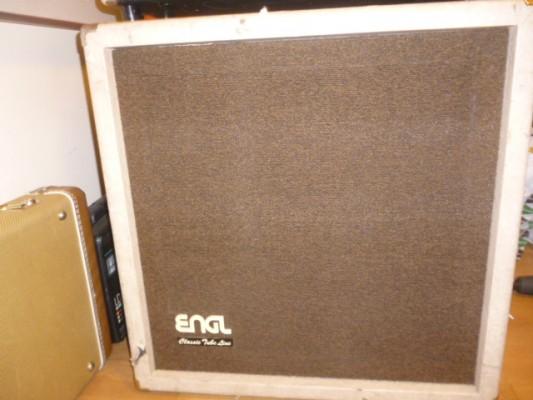 ENGL Classic series 4x10 cabinet Jensen P10R