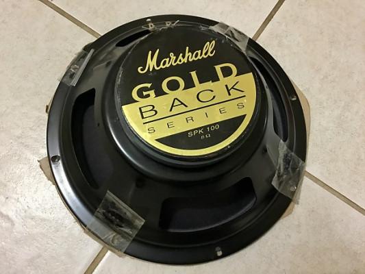 Celestion goldback