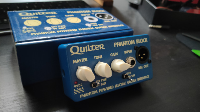 Quilter Phantom Block