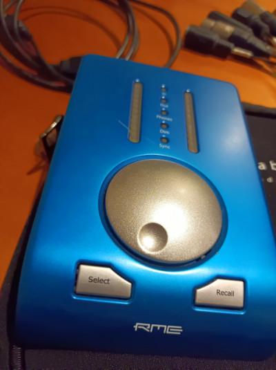 Interface de audio RME Babyface