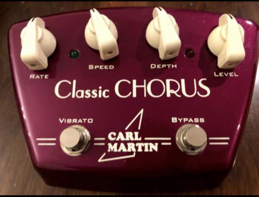 VENDO 49€ - Carl Martin Classic Chorus Vintage Series