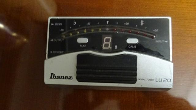 Afinador Ibanez LU20 Tuner