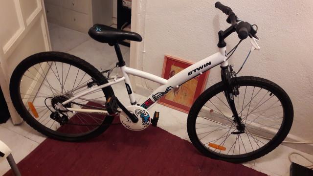 Bicicleta Btwin Poply300