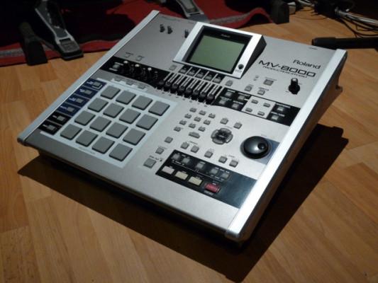 Roland MV8000 Production Studio