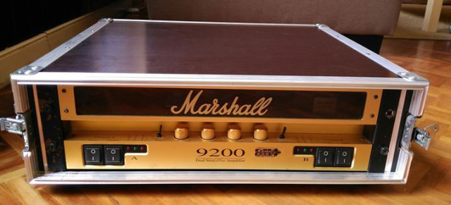 Etapa Marshall 9200 Dual Monoblock 100+100 W