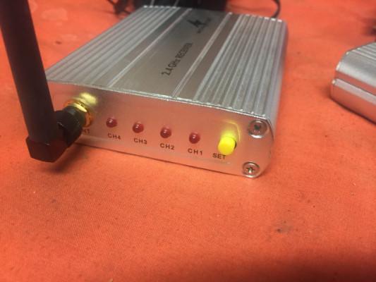 Mónacor receiver AV410set