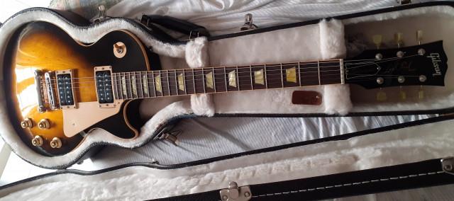Vendo Gibson Les Paul Classic 1960 del  2008 Sunburst