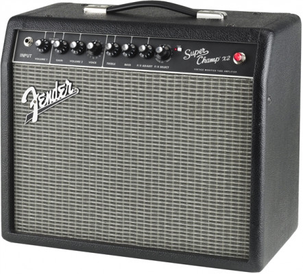 Fender Super Champ X2 + EXTRAS, Impecable
