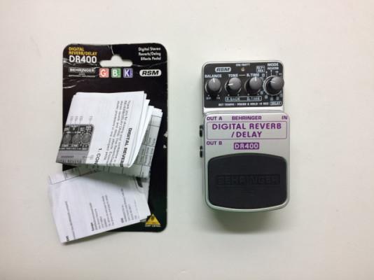 Pedal Digital Reverb/Delay