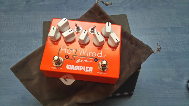 Wampler Hot Wired V2