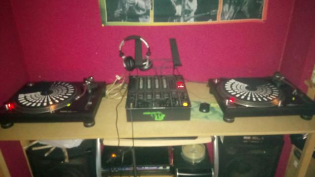 EQUIPO DJ.TECHNICS+PIONNER